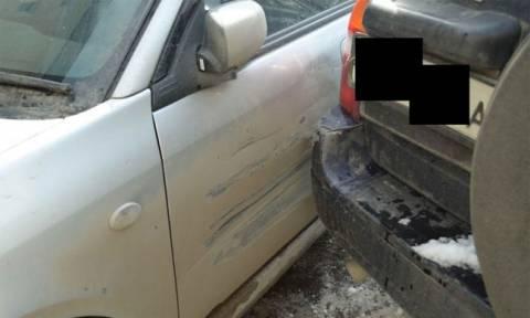 Повреждение чужого авто. Что необходимо делать виновнику?