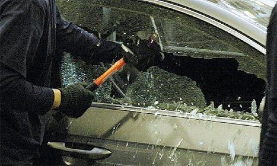 Страховой случай: нанесение ущерба транспортному средству в результате противоправных действий третьих лиц
