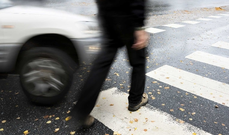 Наезд на пешехода: статья